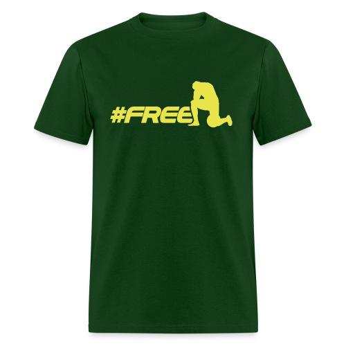#Free15 - Green Bay - Men's T-Shirt