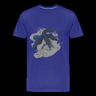 T-Shirts ~ Men's Premium T-Shirt ~ God of Dreams Men's 3XL & 4XL