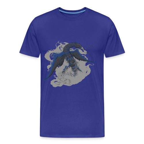 God of Dreams Men's 3XL & 4XL - Men's Premium T-Shirt