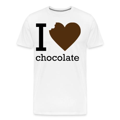 Chocolate Lover's - Men's Premium T-Shirt