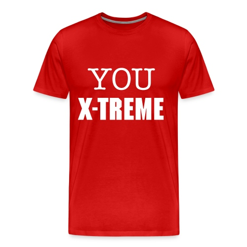 X-TREME - Men's Premium T-Shirt