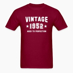 VINTAGE 1952 - Birthday T-Shirt HN