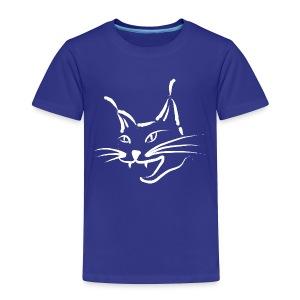 animal t-shirt lynx cougar lion wildcat bobcat cat wild hunter hunt hunting - Toddler Premium T-Shirt