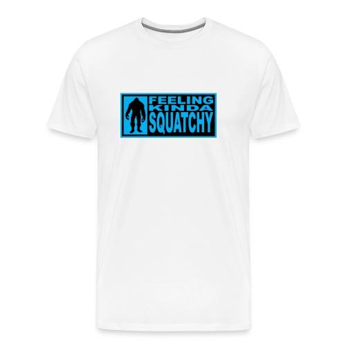 Finding Bigfoot - Squatchy - Men's Premium T-Shirt