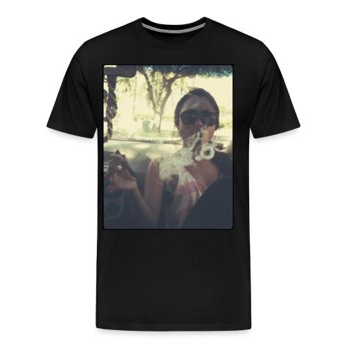 Classic O T-Shirt (COLORS) - Men's Premium T-Shirt