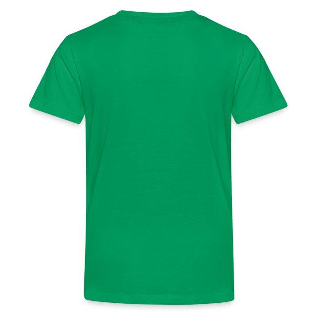 Kid's ZGW Tee (Green)