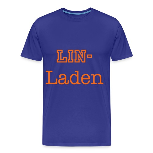 Lin Laden - Men's Premium T-Shirt