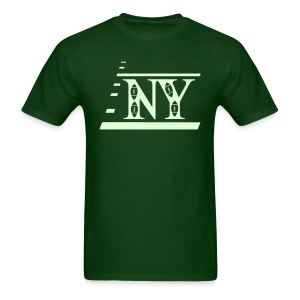 New York Football number 12 - Men's T-Shirt