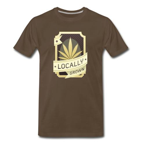 Locally Grown - Men's Premium T-Shirt