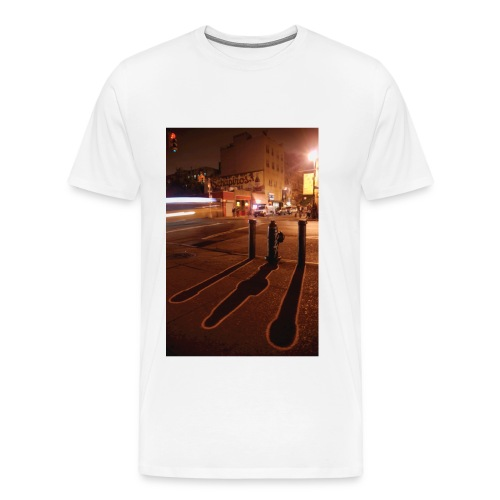 Ellis Gallagher: Chalk - Men's Premium T-Shirt