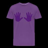 T-Shirts ~ Men's Premium T-Shirt ~ Womens Custom Cut Street Style T-Shirt