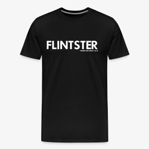 Flintster - Men's Premium T-Shirt