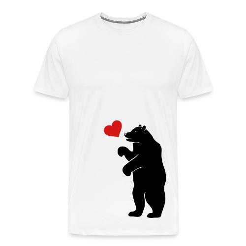 Bear Pride - Men's Premium T-Shirt