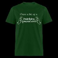 T-Shirts ~ Men's T-Shirt ~ Drinking Problem?