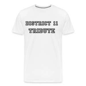 District 11 Tribute - Men's Premium T-Shirt