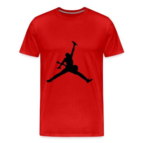 Jordan t-shirt - Men's Premium T-Shirt