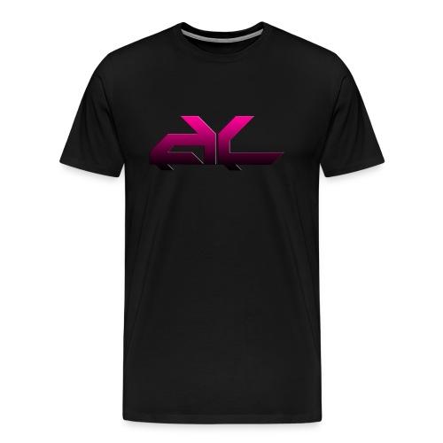 Acid Logo  - Men's Premium T-Shirt