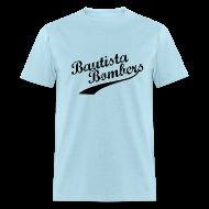 T-Shirts ~ Men's T-Shirt ~ Bautista Bombers T-Shirt(Men's)