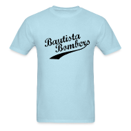T-Shirts ~ Men's T-Shirt ~ Bautista Bombers T-Shirt(Men's)