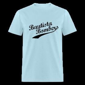 Bautista Bombers T-Shirt(Men's) ~ 351