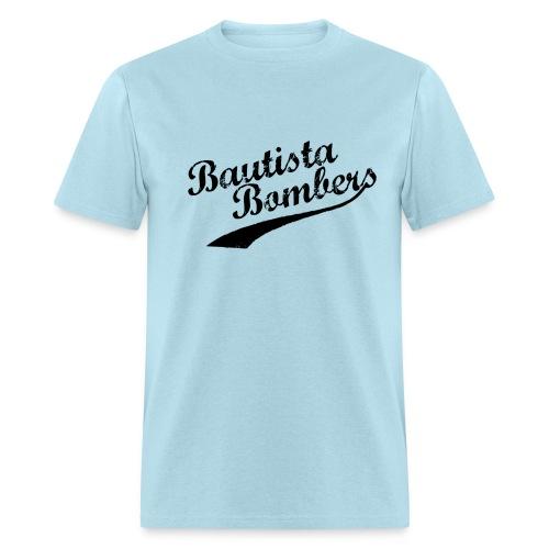 Bautista Bombers T-Shirt(Men's) - Men's T-Shirt