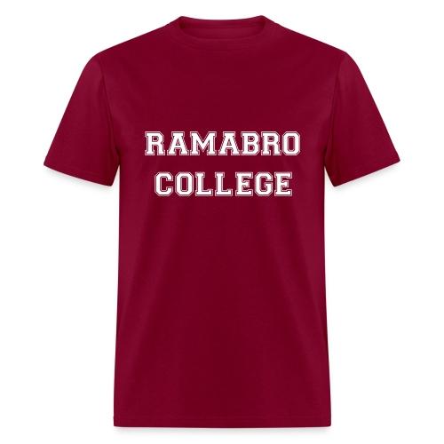 Ramabro College Classic TShirt - Men's T-Shirt