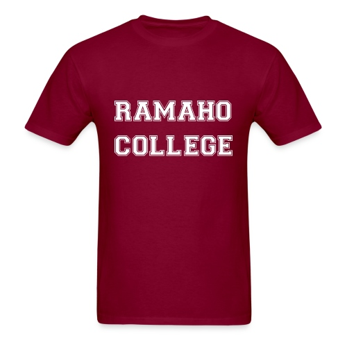 Ramaho College Classic TShirt - Men's T-Shirt
