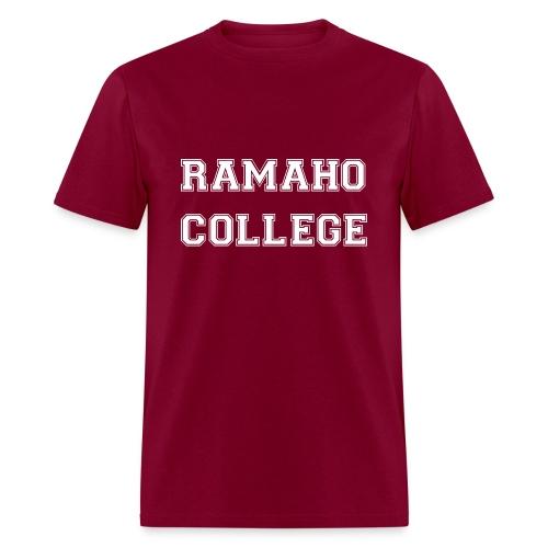 Ramaho College Classic TShirt - Men's T-Shirt