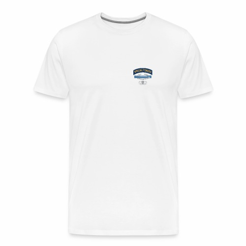 SF CIB Airborne - Men's Premium T-Shirt