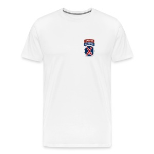 10th Mountain Sapper - Men's Premium T-Shirt