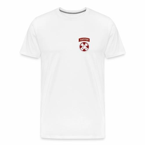 16th Engineer Sapper - Men's Premium T-Shirt