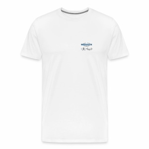 CIB Airoborne Senior Air Assault - Men's Premium T-Shirt
