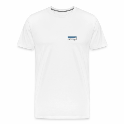 EIB Airborne Air Assault - Men's Premium T-Shirt