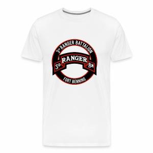 3rd Ranger Bn - Men's Premium T-Shirt