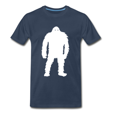 Bigfoot (White) - Men's