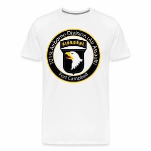 101st Airborne Division (Air Assault) - Men's Premium T-Shirt