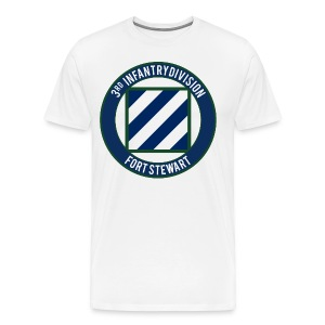 3rd Infantry Ft Stewart - Men's Premium T-Shirt