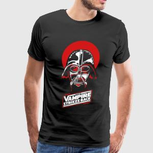 the Vampire Strikes Back T-Shirts - Men's Premium T-Shirt