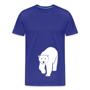 polar bear ice black white penguin knut climate change stop global warming T-Shirts
