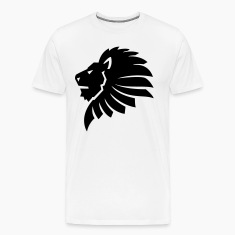 Lion Head HD VECTOR T-Shirts