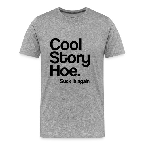COOL. - Men's Premium T-Shirt