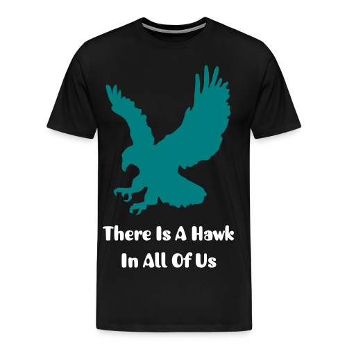 Hawk Within - Men's Premium T-Shirt