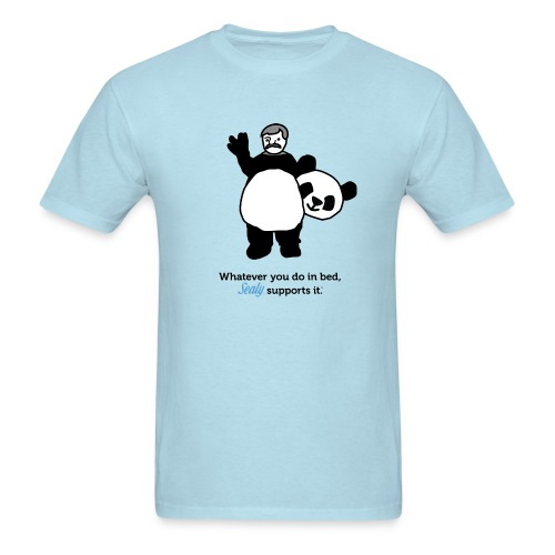 Panda Love - Men's T-Shirt