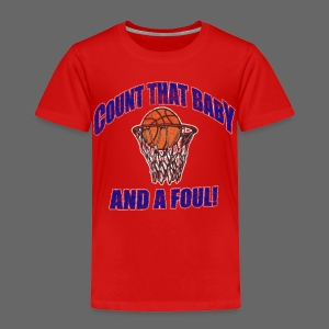 Count That Baby! - Toddler Premium T-Shirt