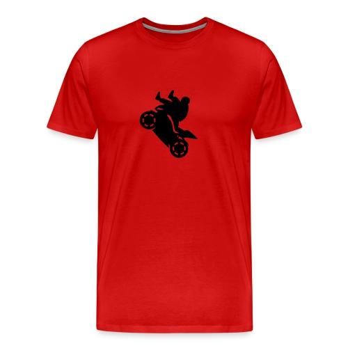 JuneMarieRawFood - Men's Premium T-Shirt