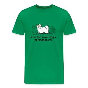 Men's Premium T-Shirt - The crown says it all!