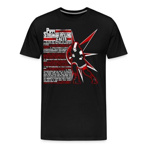 Pippi Strongblocking - Men's Premium T-Shirt