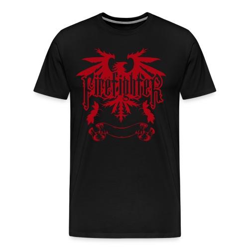 Fire Fighter - Men's Premium T-Shirt