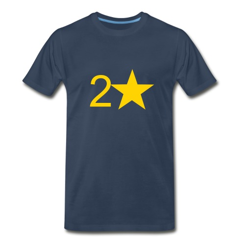 2Star Original - Men's Premium T-Shirt