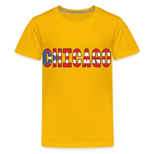 Chicago Rican - Kids' Premium T-Shirt
